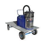 TRAILER WITH VACUUM